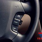 کروز کنترل و لیمیتر – نحوه استفاده و فعال کردن Cruise control